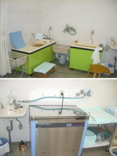 温浴療法用装置・湿式ホットパック装置